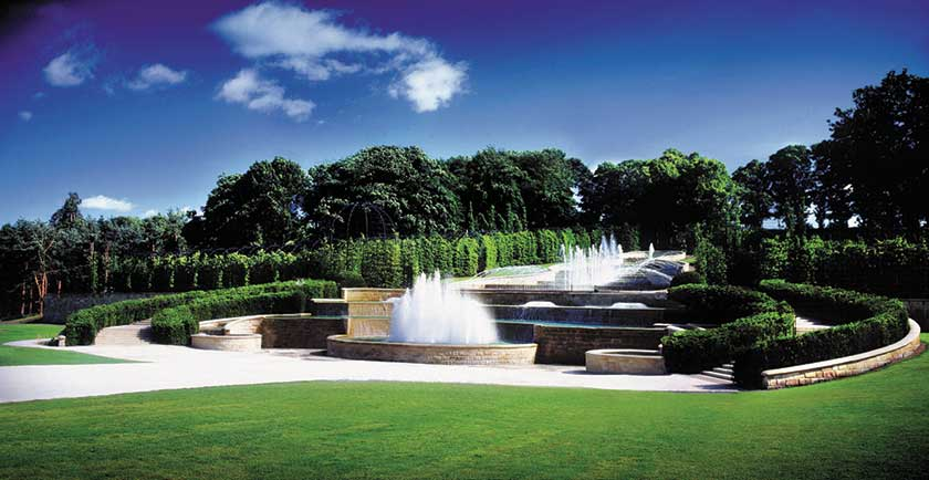 Northumbria Newcastle MAIN Alnwick Garden